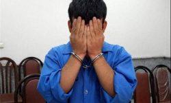 قاتل پیرزن ۸۶ ساله پاوه ای در زندان کرمانشاه به دام پلیس افتاد