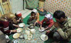 فقر مطلق یک سوم ایرانی ها !