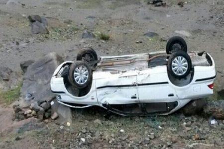 سوانح رانندگی ۱۵۱ نفر را در اردبیل  به کام مرگ کشانید