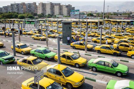 گره بیمه رانندگان تاکسی باز میشود؟