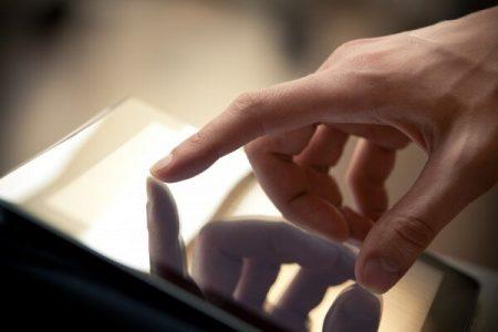 امکان حس کردن اشیا در نمایشگرهای لمسی جدید!